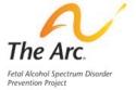The Arc FASD Graphic