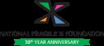 NFXF 30 Year Anniversary Logo