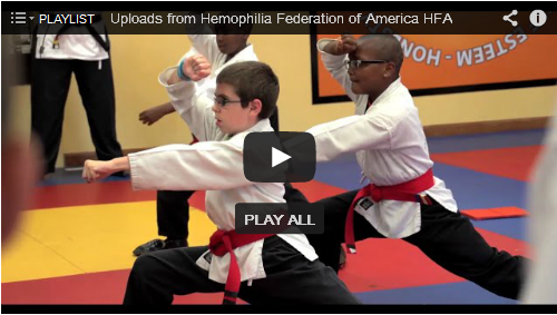 Faces of Hemophilia Video