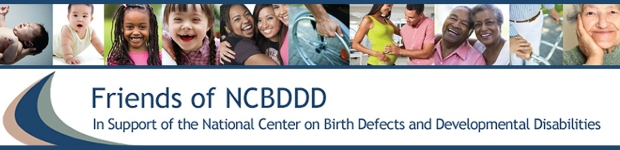 banner image for Friends of NCBDDD newsletter