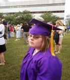 Marlyn Wells daughter graduation