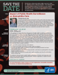 Impact of Public Health Surveillance on Hemophilia Care