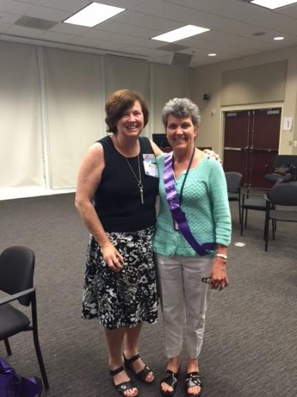 Honorary Ambassador, Coleen Boyle