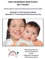 FASD Awareness Month Packet